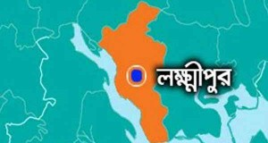 lakshmipur map